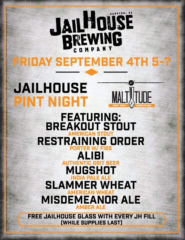 Jailhouse-Pint-Night-Flyer